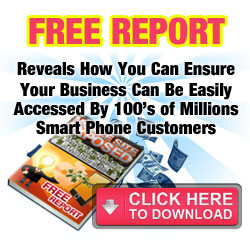 FREE Mobile Marketing Report!