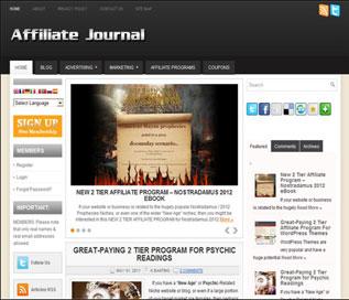 Portfolio: Affiliate-Journal.com