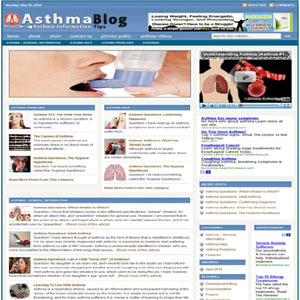 Asthma Budget Turnkey Blog - Best Cheap Website Design