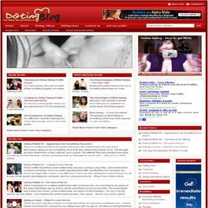 Dating Niche Budget Turnkey Blog - Best Cheap Website Design