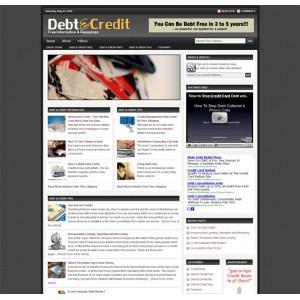Debt / Credit Turnkey  Package