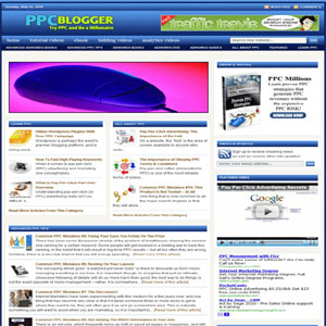 PPC Niche Budget Turnkey Blog - Best Cheap Website Design