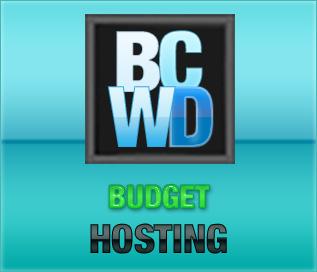 Hosting - Budget