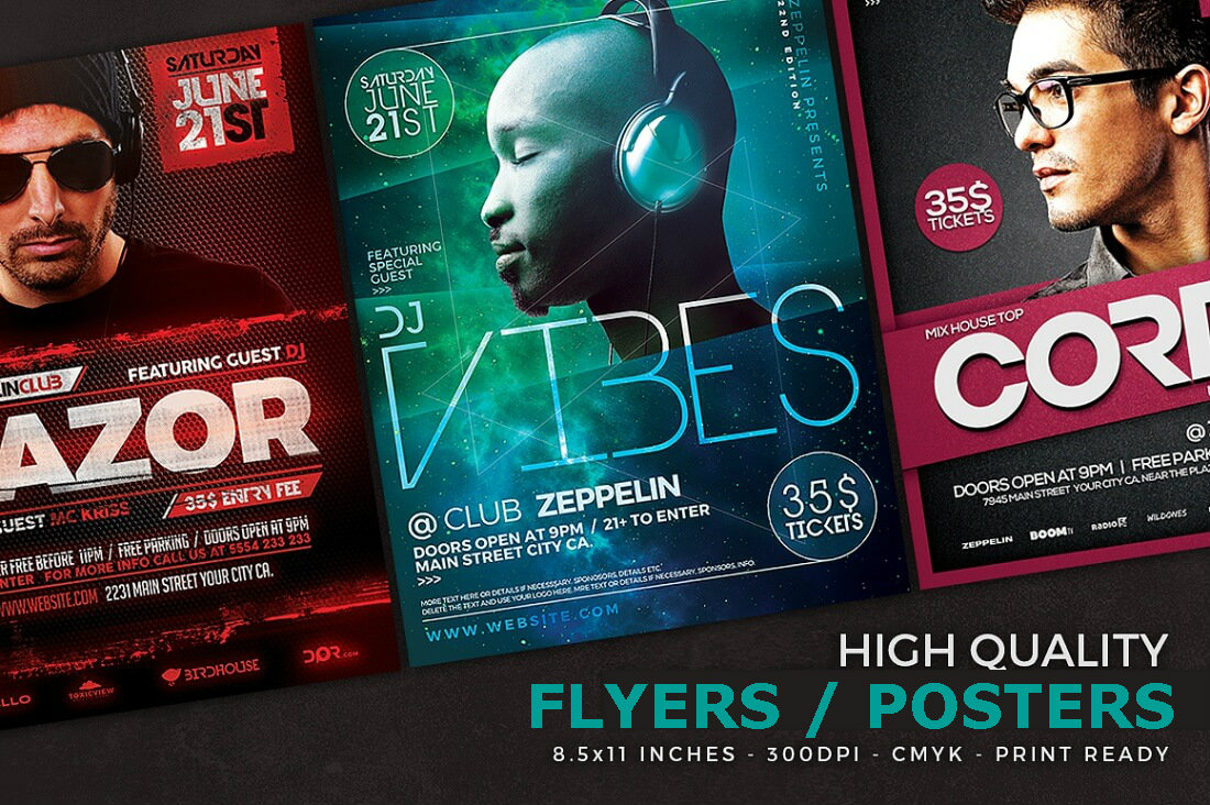 Flyers / Posters