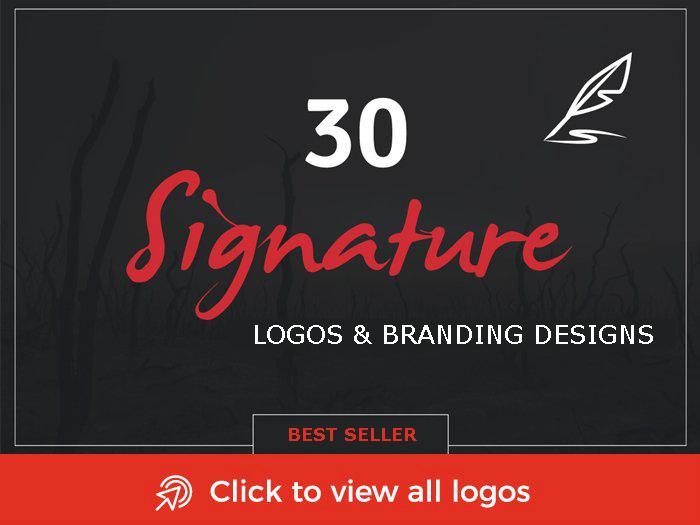 signature logo designs